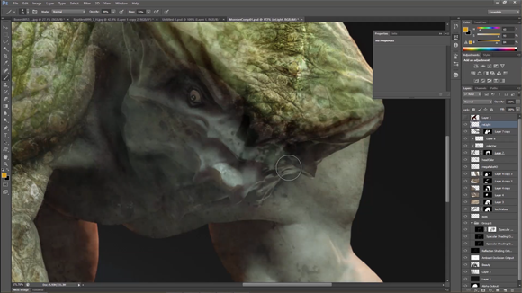 Review: Creature Concepting in Zbrush | Pushing Points v2